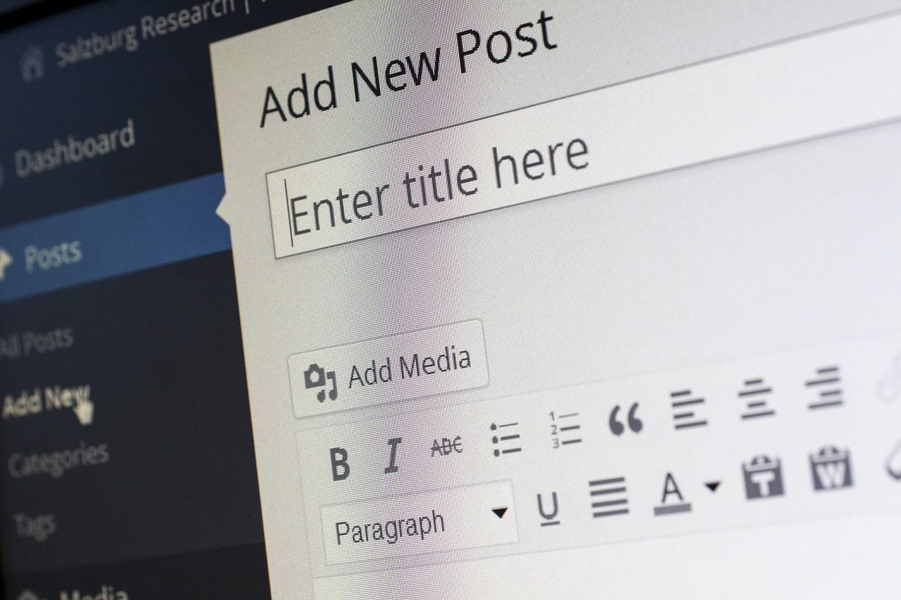 comment vendre un blog