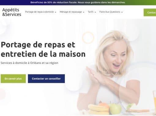 Appétits-et-services.com